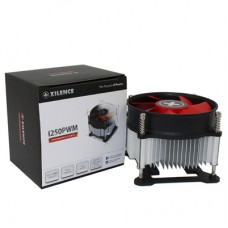 Xilence XC032 Intel Socket 92mm PWM 2500RPM Red Fan CPU Cooler