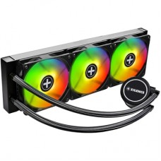 Xilence Performance A+ Series LiQuRizer LQ360 RGB Universal Socket 360mm 1600RPM RGB LED OEM System Builder AiO Liquid CPU Cooler